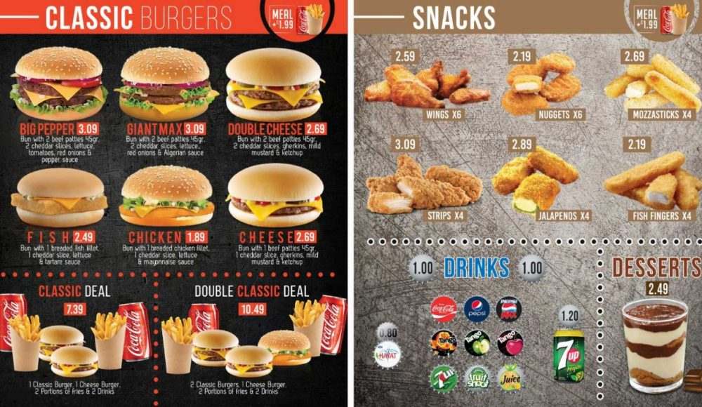 Slamburger Walthamstow London Burgers Halal Restaurant