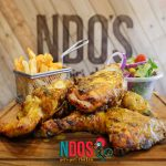 piri piri chicken NDO's Ilford Halal KFC fast food Zinger Burger restaurant Nandos