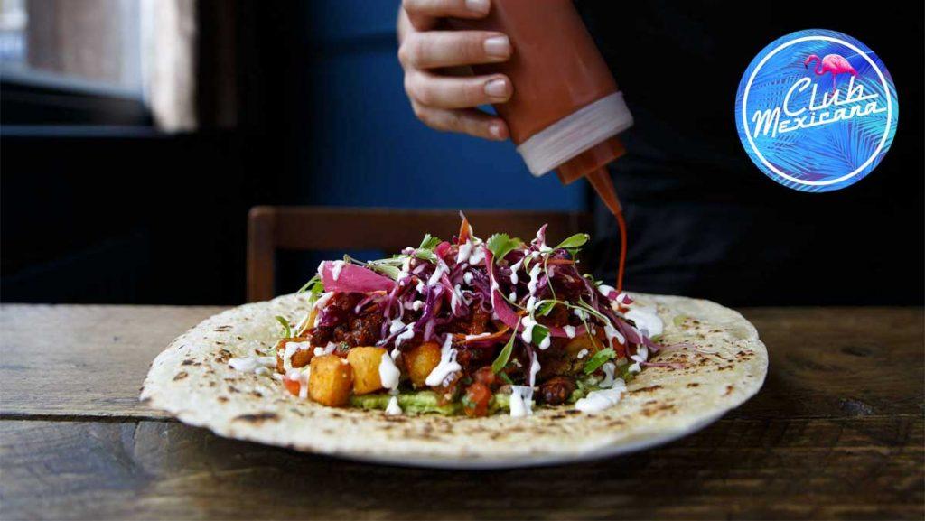 Club Mexicana Seven Dials Market Halal Covent Garden London