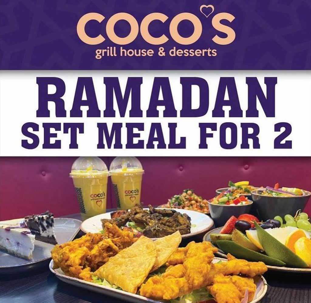 Coco's Grill House Rochdale Halal Restaurant