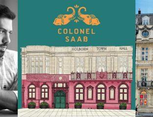 Colonel Saab Halal Indian Restaurant London Holborn