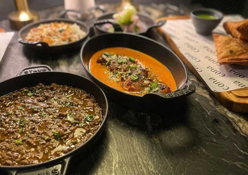 Cona Bradford Fine-Dining Halal