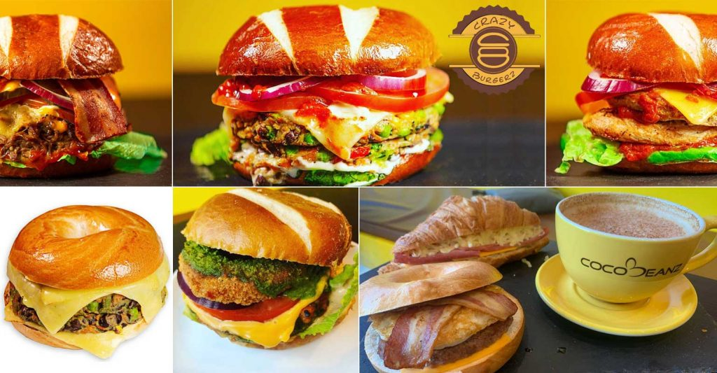 Crazy Burgerz Halal Restaurant Morden London