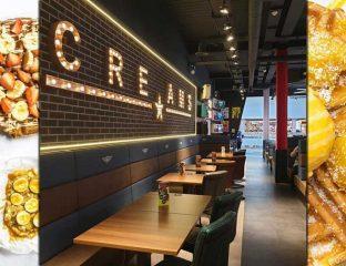 Creams Cafe Doncaster Halal Desserts Restaurant
