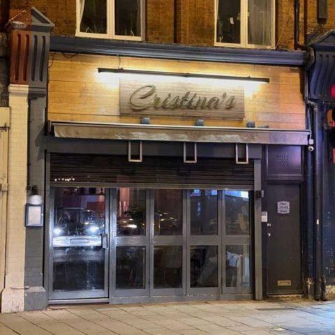 Cristina's Steak Halal Restaurant London Hackney