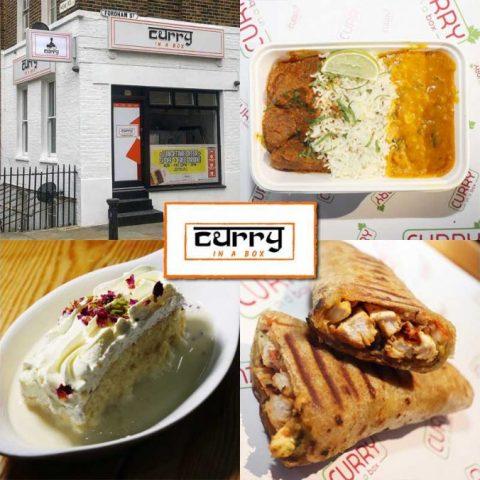 Curry In A Box Whitechapel London Halal HMC