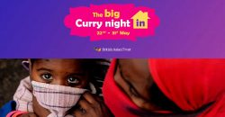 The Big Curry Night In British Asian Trust
