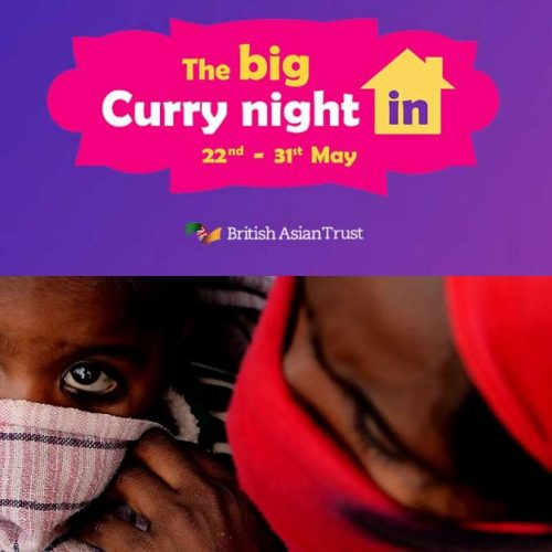 The Big Curry Night In British Asian Trust