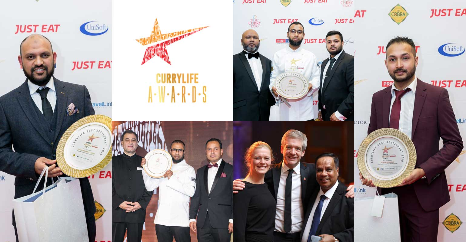 Halal Among The Winners Of The Curry Life Awards 2019 Feed