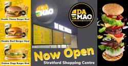 Da Mac McDonald's Halal Burgers 5 Continents Stratford Shopping Centre London
