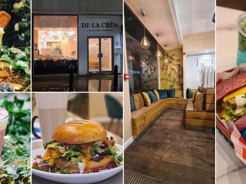 De La Crem Cafe Halal Great British Bake Off Ali Imdad Birmingham