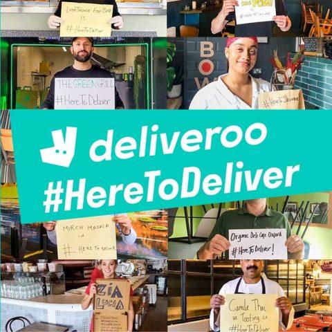 Deliveroo Ramadan Meals