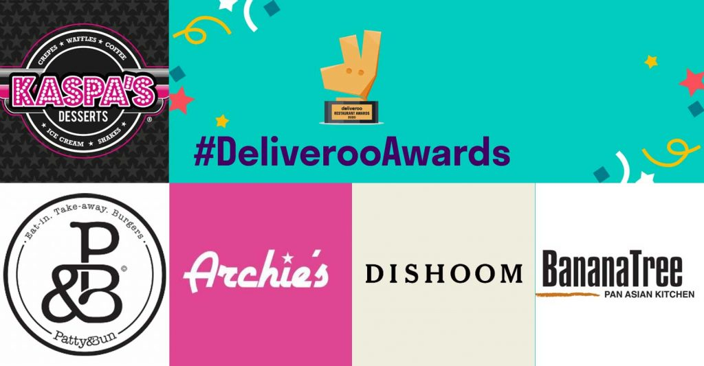 Deliveroo Awards 2020 Halal Restaurants