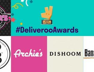Deliveroo Awards 2020 Halal Restaurants