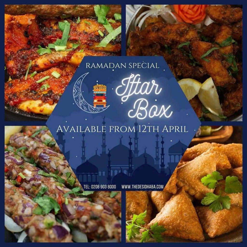 Desi Dhaba Indian Halal Restaurant Wembley London
