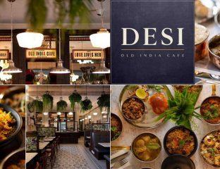 Desi Old India Cafe Halal Southsea