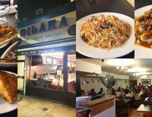 Dilara Uyghur Uighur Restaurant London Finsbury Park