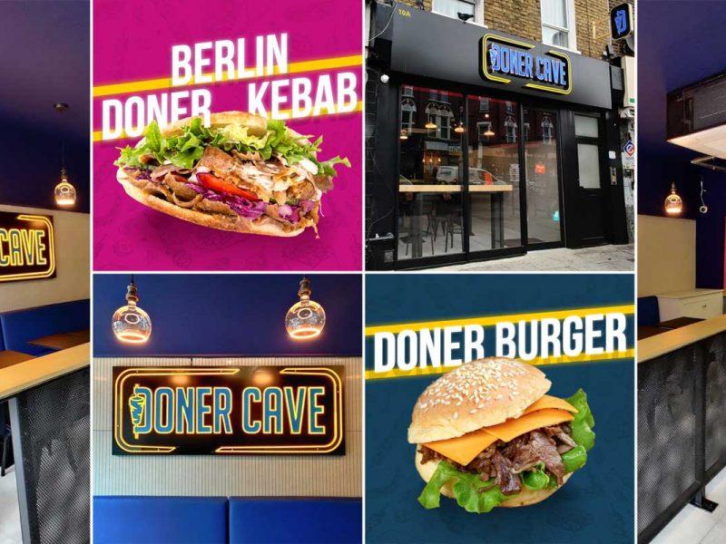 Doner Cave Halal Restaurant London Tooting Bec