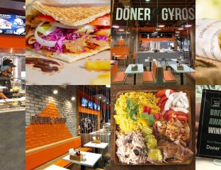 Doner & Gyros Halal London Canary Wharf