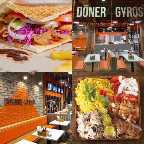 Doner & Gyros Halal London Canary Wharf