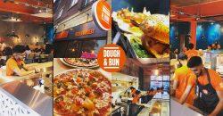 Dough And Bun Burgers Pizza Birmingham