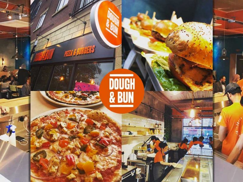 Dough And Bun Burgers Pizza Birmingham