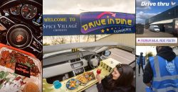 Spice Village Chaiiwala Islamic Relief Kanishka Halal Restaurants Drive-thru Drive-in