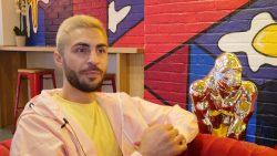 Eggoland pro-boxer Sohail Ahmad Fitzrovia, London Halal restaurant