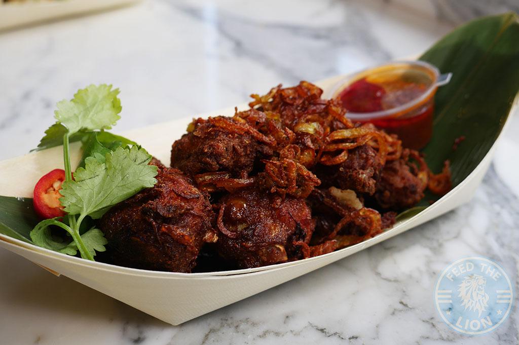 Ekachai Halal Restaurant Street Food Hawley Wharf, Camden