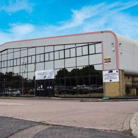Eagle Foods Peterborough Halal Wholesale