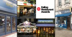 Ealing Restaurant Awards Halal