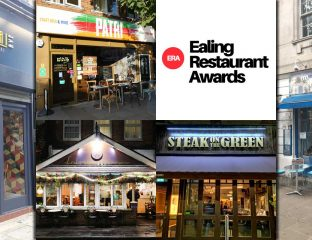 Ealing Restaurant Awards Halal