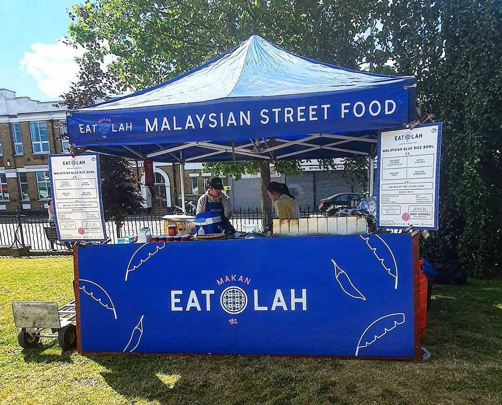 Eat Lah Malaysian Street Food