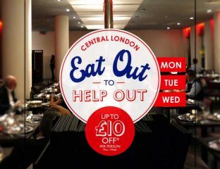Eat Out To Help Out Central London Restaurants