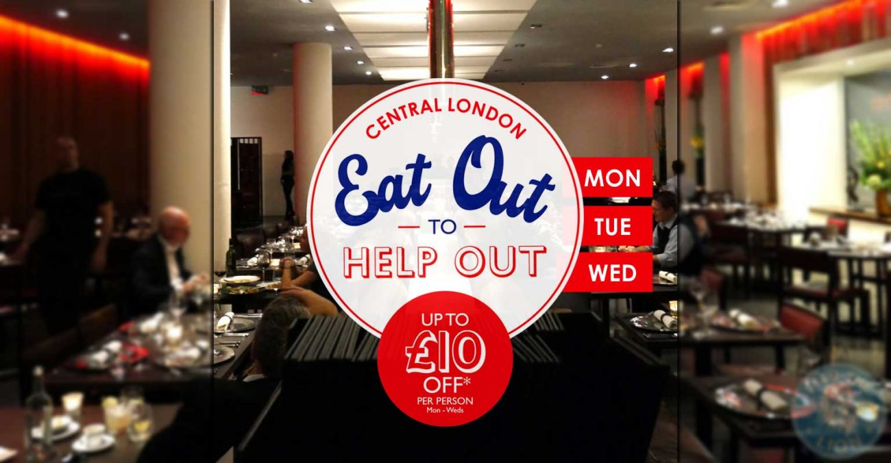 Eat Out To Help Out Halal Restaurants In Central London Feed The Lion