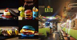 Eato Halal Burgers Steaks Bow London Restaurant