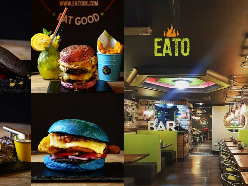 Eato Halal Burgers Steaks Bow London Restaurant