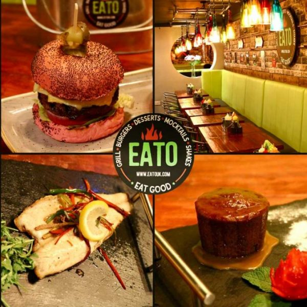 Eato Chadwell Heath Halal Grill Burgers Steaks London