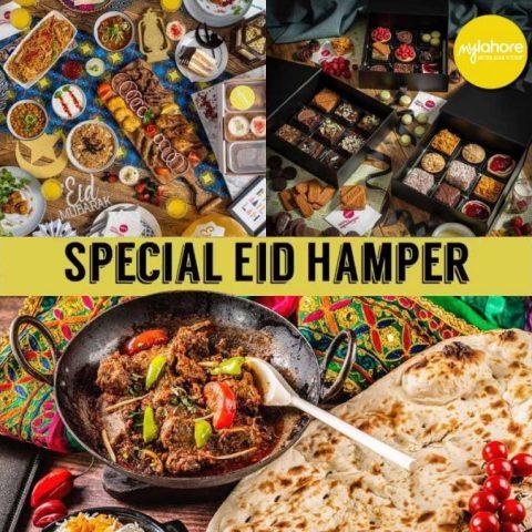 Eid ul-Adha Hamper Menu