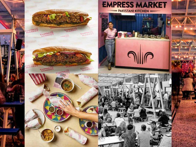 Empress Market Pitch Stratford