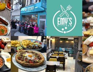 Emy's Kitchen Newington Green London Breakfast