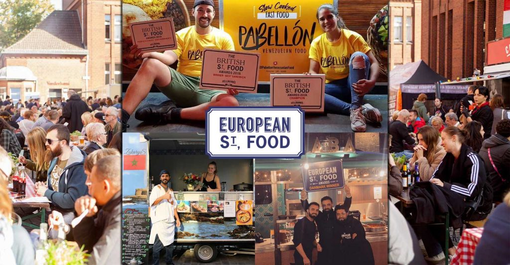 European Street Food Awards Halal
