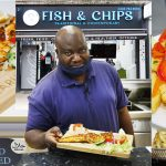Harrow Halal Fish & chips black Muslim blm