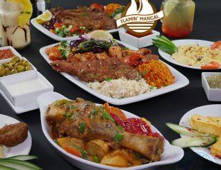 London Peckham's oldest Turkish Halal restaurant Flamin' Mangal