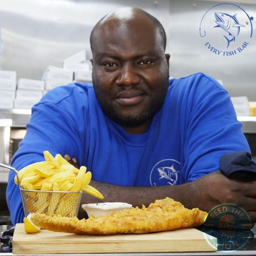 Every Fish Bar (Fish & Chips, Nigerian) - Harrow, London