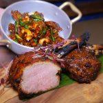 lamb chop Fatt Pundit Indian Halal restaurant Soho London