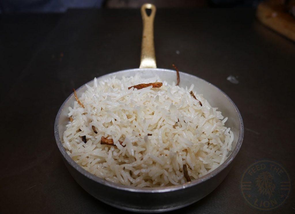 Rice Fatt Pundit Indian Halal restaurant Soho London