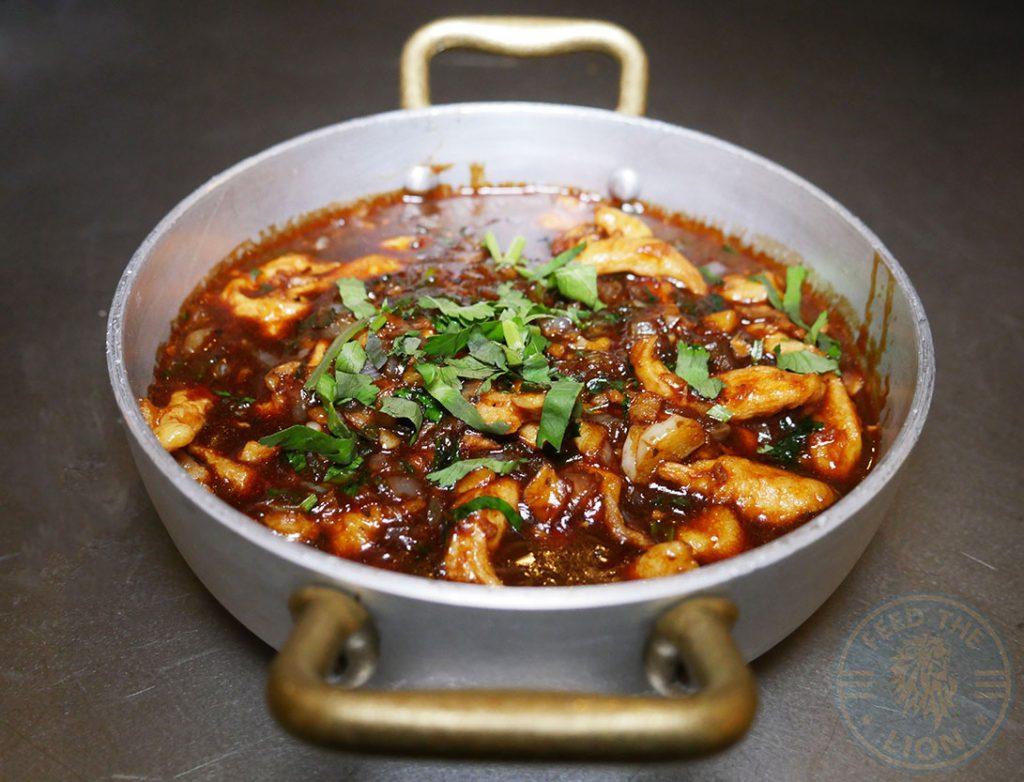 Chicken Fatt Pundit Indian Halal restaurant Soho London