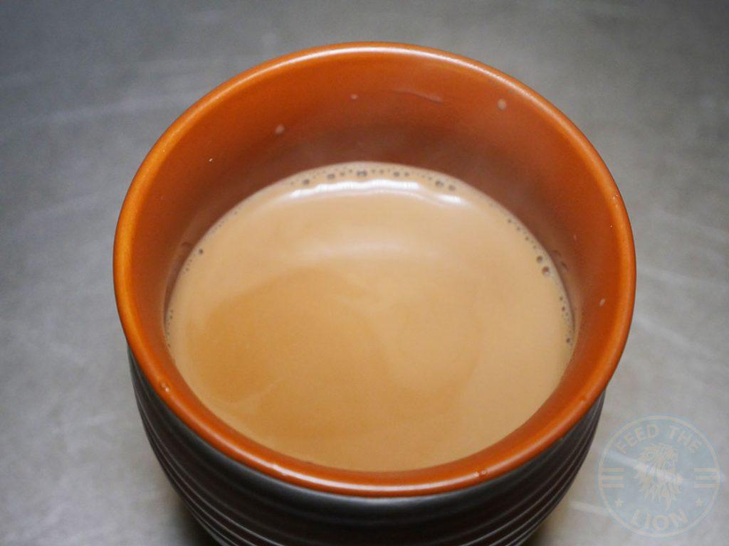 Tea Chai Fatt Pundit Indian Halal restaurant Soho London