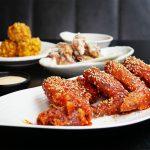 Flesh & Buns Japanese Izakaya Oxford Street Halal restaurant bao buns